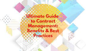 Contract-Management-Basics-And-Best-Practices